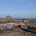 Westerplatte zagospodarowanie terenu lipiec 2015
