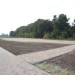 Westerplatte zagospodarowanie terenu sierpień 2015