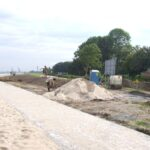 Westerplatte zagospodarowanie terenu wrzesień 2015