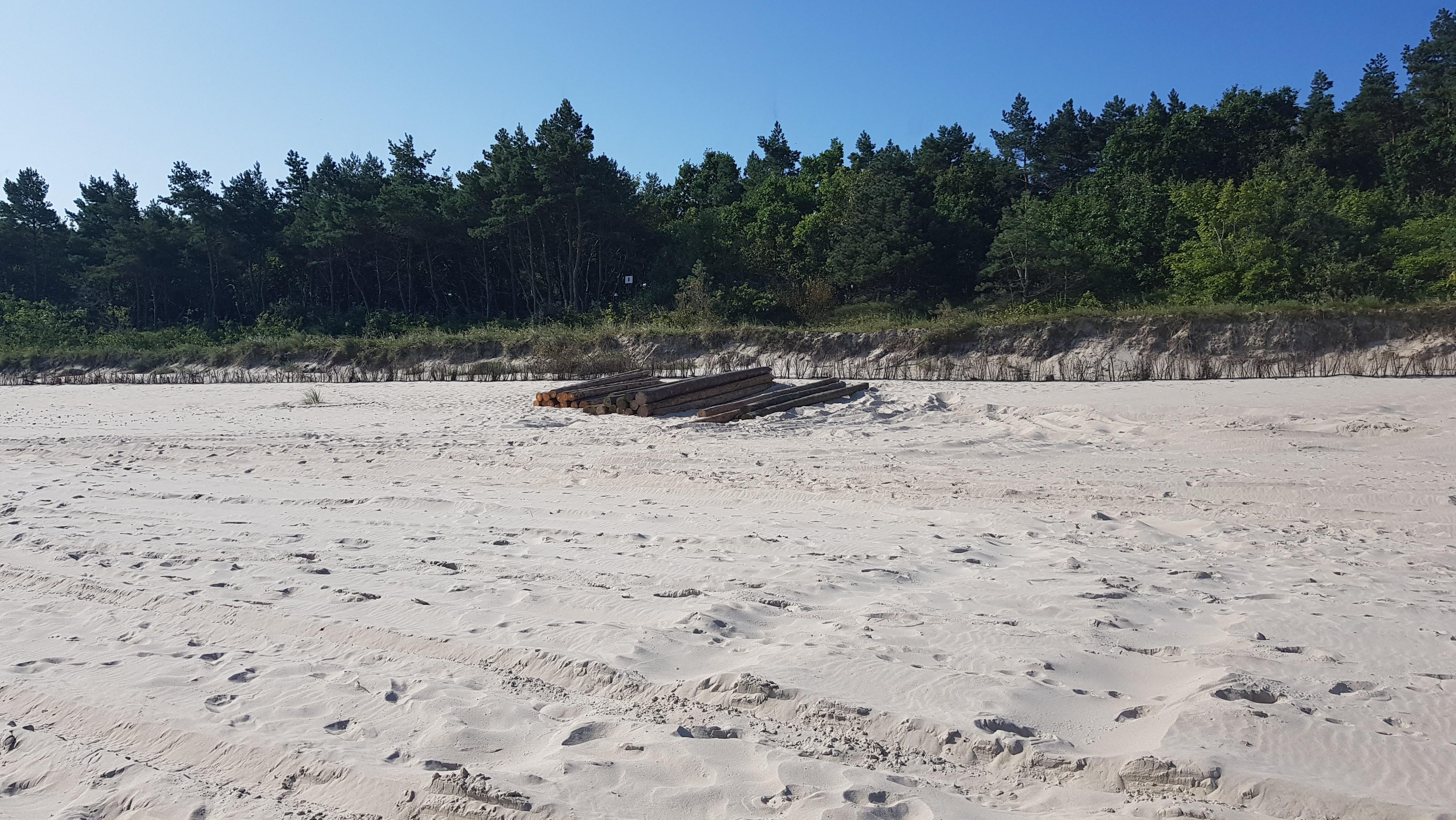 refulacja plazy w Kuźnicy