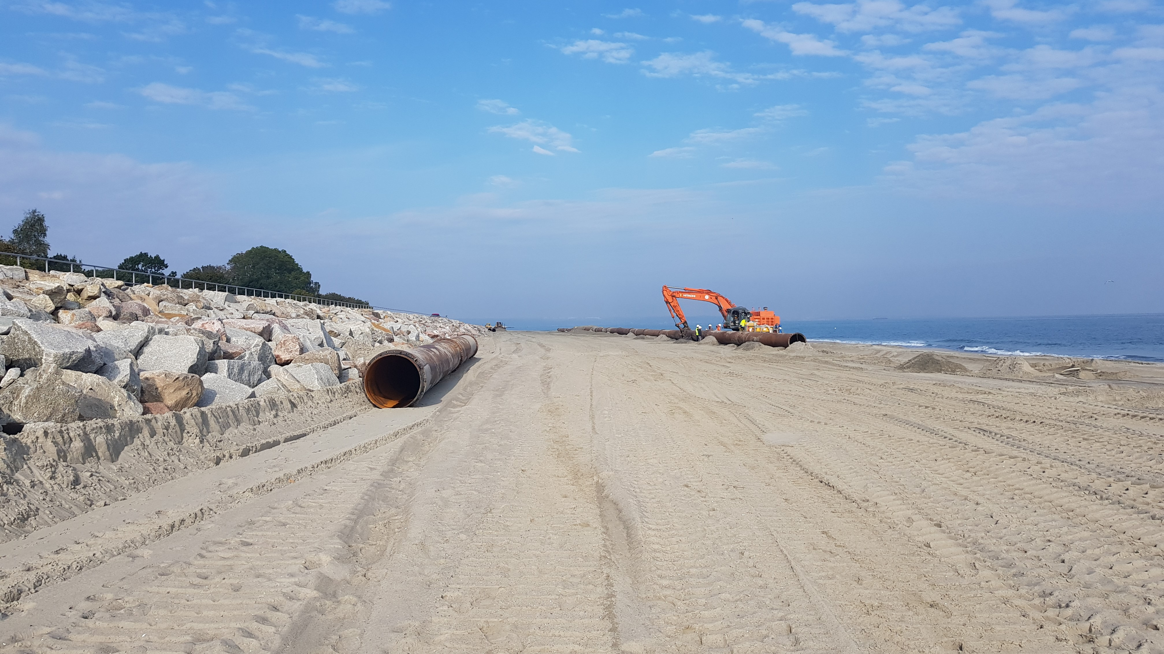 refulacja plazy na Westerplatte