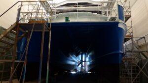 malowanie jednostki hydrograficznej