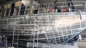 Prace montażowe j.inspekcyjnej