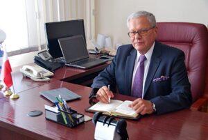 Dyrektor Urzędu Morskiego w Gdyni - Wiesław Piotrzkowski