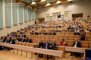 """Obecni na VI Ogólnopolskiej Konferencji Prawa Morskiego """"Bezpieczeństwo morskie"""""""