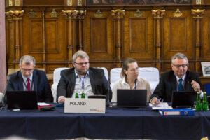polska delegacja