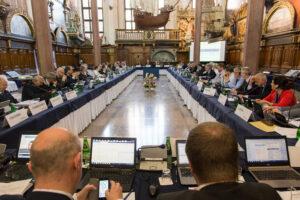 Delegaci Państw Członkowskich Paryskiego Memorandum