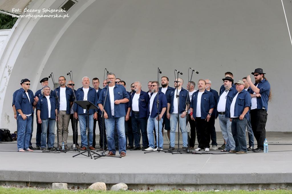 koncert Męskiego Chóru Szantowego Zawisza Czarny