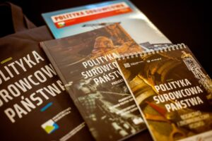Polityka surowcowa Państwa - publikacje