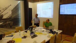 Workshop R-Mode-prezentacje w Gdyni