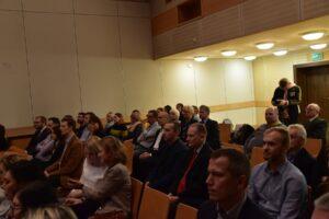 Uczestnicy Konferencji w Narodowym Muzeum Morskim w Gdańsku