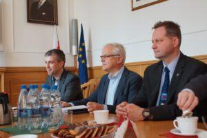 podpisanie umowy GMDSS-PL 3