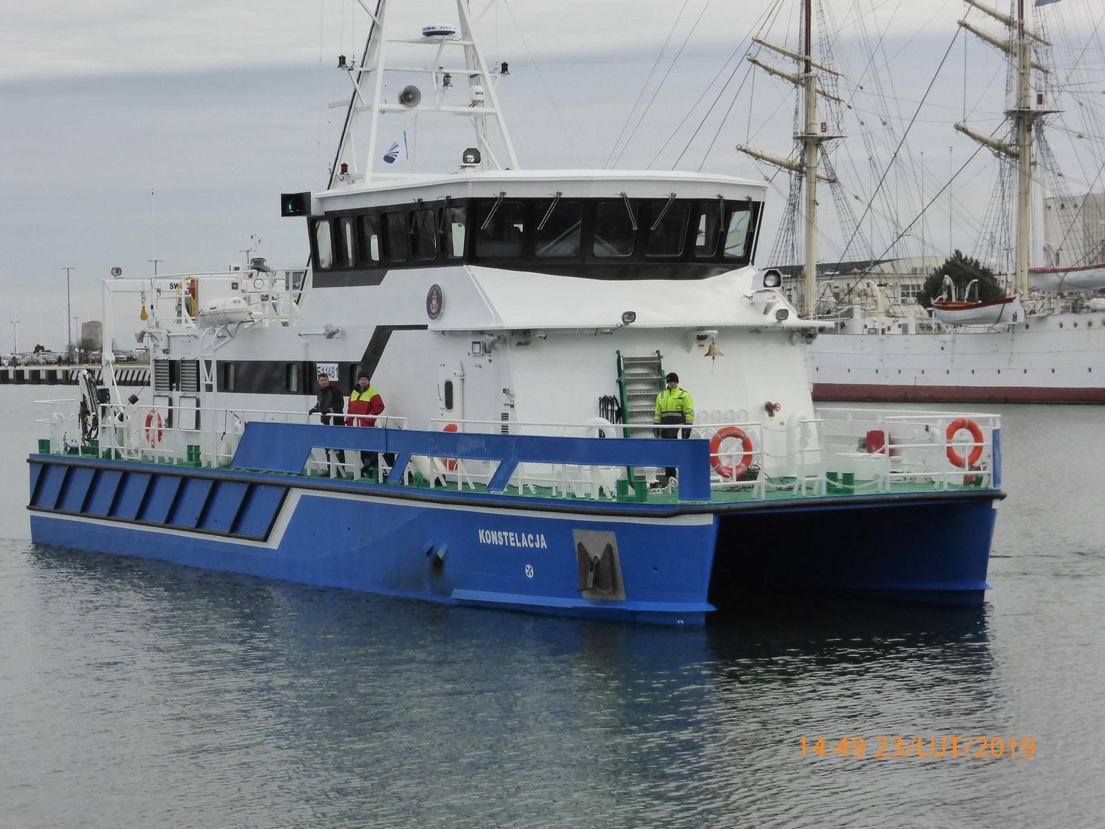 SAD Konstelacja w Gdyni 2