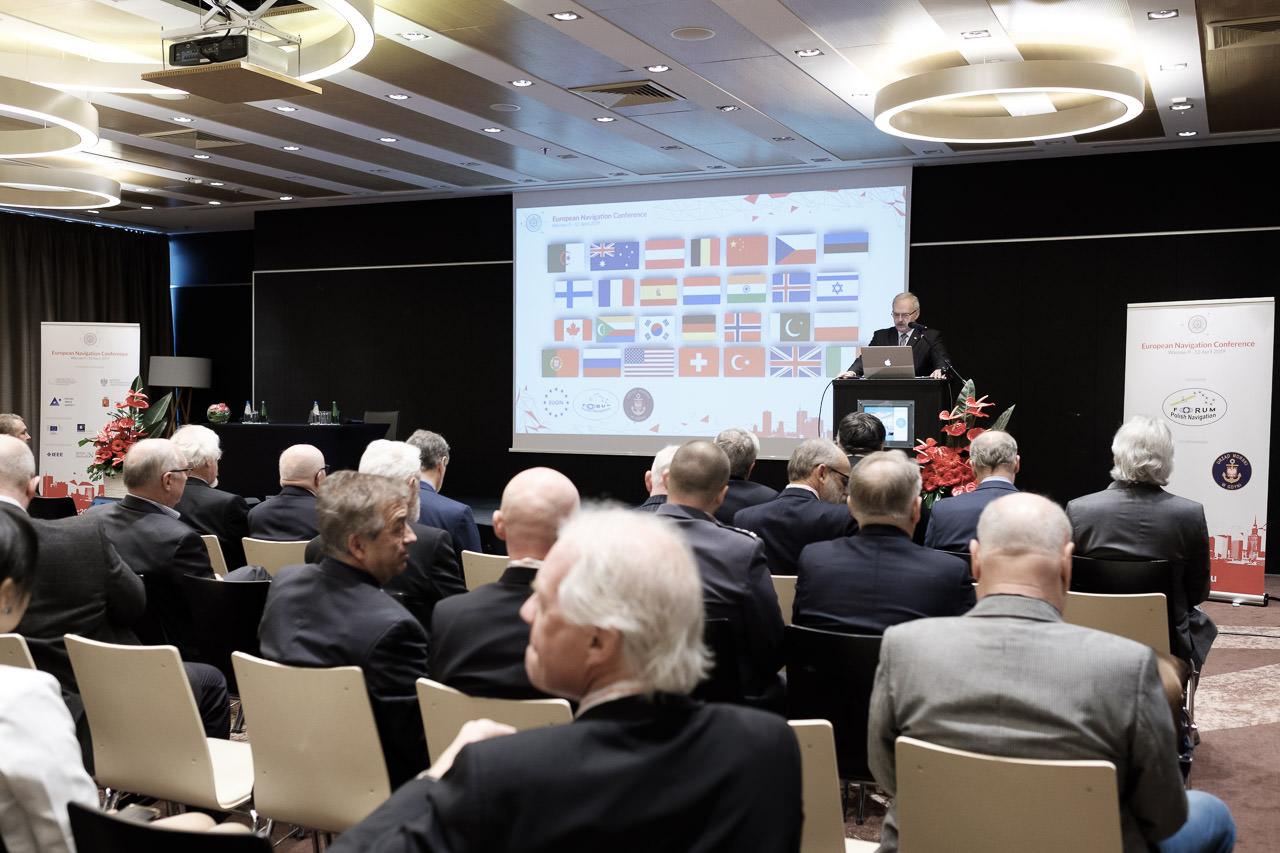 W konferencji ENC2019 wzięli udział przedstawiciele 28 państw