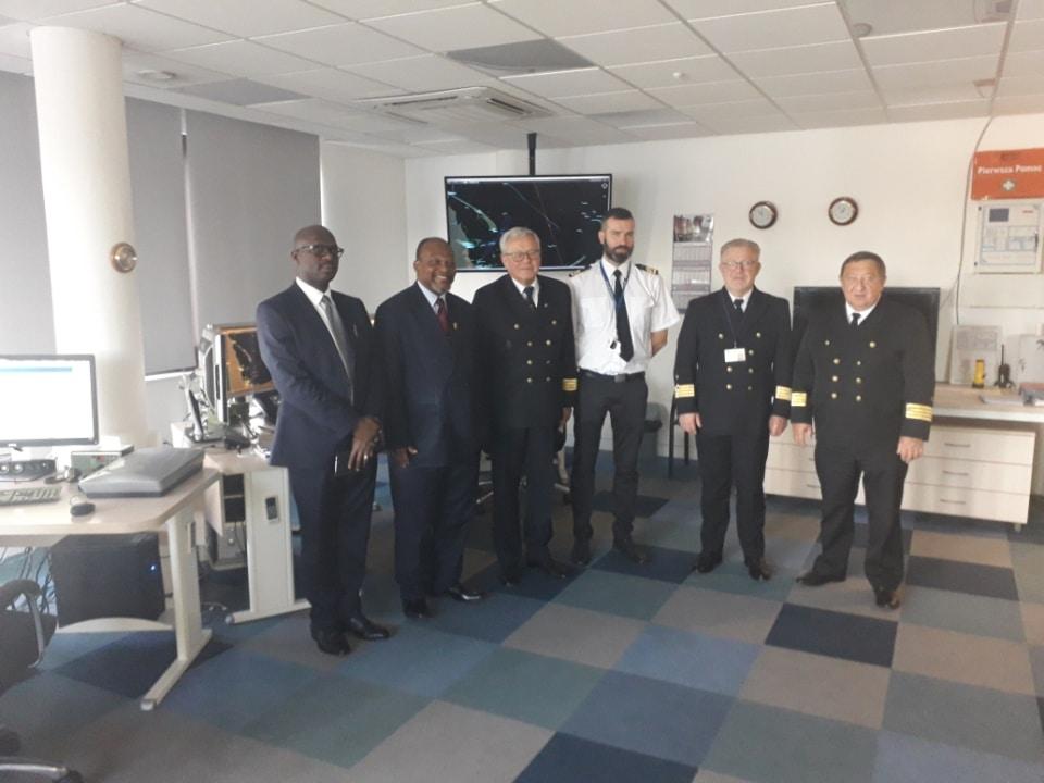SAD wizyta Ambasadora Nigerii