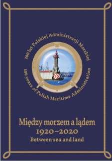 Okładka albumu: Między morzem a lądem 1920-2020