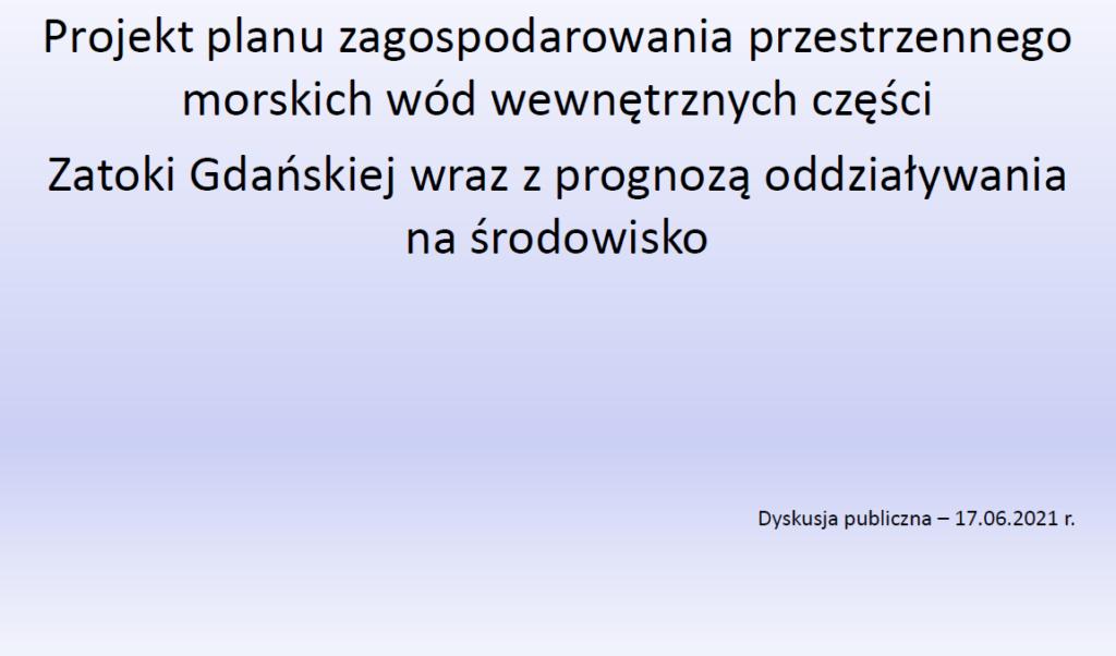 slajd z informacja nt. przedmiotu spotkania konsultacyjnego