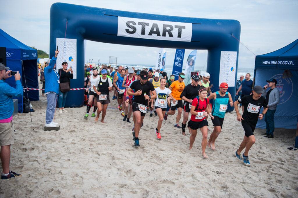 Start XI Bałtyckiego Maratonu Brzegiem Morza